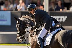 Scholtens Emmelie, NED, Desperado N.O.P.<br /> Nederlands Kampioenschap dressuur<br /> Ermelo 2020<br /> © Hippo Foto - Sharon Vandeput<br /> 20/09/2020
