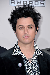 Billie Joe Armstrong of Green Day attends the 2016 American Music Awards at Microsoft Theater on November 20, 2016 in Los Angeles, CA, USA. Photo by Lionel Hahn/ABACAPRESS.COM