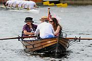 Henley, GREAT BRITAIN,  Hats at Henley, Stewards Enclosure. 2010 Henley Royal Regatta. Rowing Courses, Henley Reach, Henley, ENGLAND<br /> <br /> Thursday  01/07/2010<br /> © Peter SPURRIER<br /> <br /> NIKON CORPORATION  NIKON D3  f9  1/640sec  500mm  4.5MB