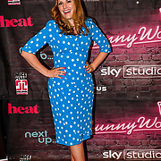 Olivia Lee is a Comedian attended the Red Carpet Funny Women Awards at the Bloomsbury Theatre, London on 23rd September 2021.