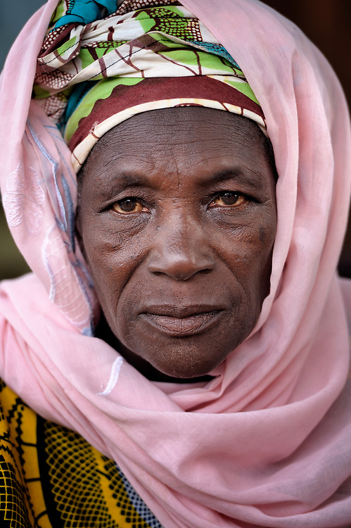 A woman in Sonougouba, Mali, where the ACT Alliance has worked with local residents to encourage a sustainable economy, increase food security, and improve local governance.