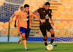 Curtis Davies of Hull City attacks - Mandatory by-line: Matt McNulty/JMP - 19/07/2016 - FOOTBALL - One Call Stadium - Mansfield, England - Mansfield Town v Hull City - Pre-season friendly