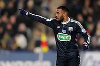 JOIE  Alexandre LACAZETTE  - 20.01.2015 - Nantes / Lyon  - Coupe de France 2014/2015<br />Photo : Vincent Michel / Icon Sport