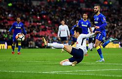 - Mandatory by-line: Alex James/JMP - 07/01/2018 - FOOTBALL - Wembley Stadium - London, England - Tottenham Hotspur v AFC Wimbledon - Emirates FA Cup third round proper