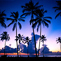 Sunrise in Punta Cana, Dominican Republic