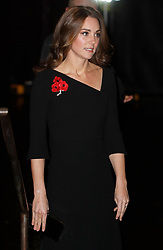 Members of The Royal Family attend The Festival Of Remembrance at The Royal Albert Hall, London, UK, on the 10th November 2018. Picture by Chris Jackson/WPA-Pool. 10 Nov 2018 Pictured: Catherine, Duchess of Cambridge, Kate Middleton. Photo credit: MEGA TheMegaAgency.com +1 888 505 6342
