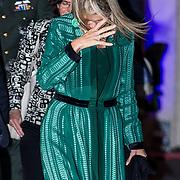 NLD/'Amsterdam/20170911 - Koningin Maxima bij uitreiking LOEY Awards , Koningin Maxima