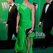 NLD/Scheveningen/20111106 - Premiere musical Wicked, Michelle Splietelhof