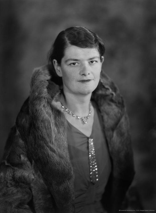 Winifred Ward, pioneer in Children's Theatre, 1931