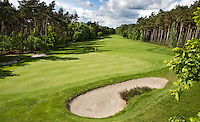 HERKENBOSCH- Hole 3 Golfbaan Herkenbosch bij Roermond. FOTO KOEN SUYK