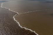 Atlantic Ocean<br /> Shell Beach<br /> North GUYANA<br /> South America