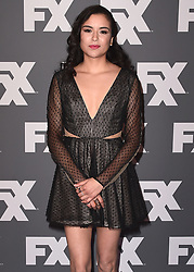 BEVERLY HILLS, CA - AUGUST 9:  Emily Rios at the FX 2017 Television Critics Association Summer Tour Star Walk at The Beverly Hilton Hotel on Tuesday, August 9, 2017 in Beverly Hills, CA. (Photo by Scott Kirkland/Fox/PictureGroup) *** Please Use Credit from Credit Field ***
