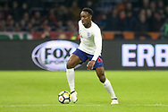 England Danny Welbeck during the Friendly match between Netherlands and England at the Amsterdam Arena, Amsterdam, Netherlands on 23 March 2018. Picture by Phil Duncan.