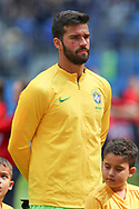 Alisson of Brazil during the 2018 FIFA World Cup Russia, Group E football match between Brazil and Costa Rica on June 22, 2018 at Saint Petersburg Stadium in Saint Petersburg, Russia - Photo Thiago Bernardes / FramePhoto / ProSportsImages / DPPI