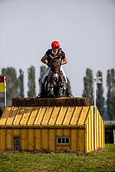 Vervaecke Kris, BEL, Guantanamo van Alsingen<br /> FEI Eventing European Championship <br /> Avenches 2021<br /> © Hippo Foto - Stefan Lafrentz25/09/2021