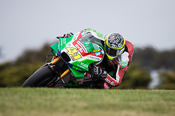 October 20, 2017 - Phillip Island, Australie - ALEIX ESPARGARO - SPANISH - APRILIA RACING TEAM GRESINI - APRILIA (Credit Image: © Panoramic via ZUMA Press)