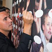 NLD/Volendam/20130612 - Opening Uniek Volendam, Jan Smit