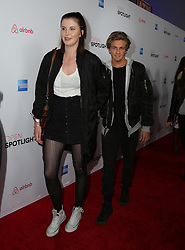 LOS ANGELES, CA - NOVEMBER 19: Celebrities attend the 3rd Annual Airbnb Open Spotlight at Various Locations on November 19, 2016 in Los Angeles, California. 20 Nov 2016 Pictured: Ireland Baldwin, Noah Schweizer. Photo credit: @parisamichelle / MEGA TheMegaAgency.com +1 888 505 6342