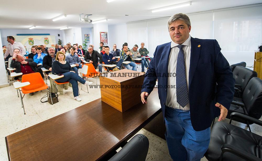 29-04-2016 santander<br /> Asamblea general de la FCF votaran para elegir al Presidente de la Federacion<br /> <br /> Fotos: Juan Manuel Serrano Arce