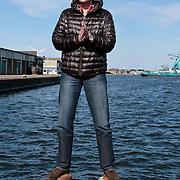 NLD/Amsterdam/20120326 - Presentatie Q-Music en 100 jaar Titanic, Gijs Staverman