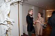 HENRY CONWAY; VIOLET NAYLOR-LEYLAND, Book launch party for the paperback of Nicky Haslam's book 'Sheer Opulence', at The Westbury Hotel. London. 21 April 2010