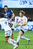Maxime MEDARD - 20.12.2014 - Montpellier / Stade Toulousain - 13eme journee de Top 14 -<br /> Photo : Nicolas Guyonnet / Icon Sport