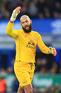 Tim Howard of Everton looks dejected - Everton vs. West Ham United - Barclay's Premier League - Goodison Park - Liverpool - 22/11/2014 Pic Philip Oldham/Sportimage