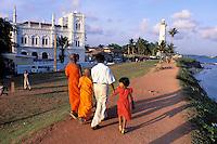 Sri Lanka, Galle, Fortification hollandaise