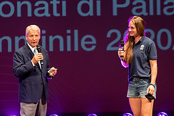 CARLI LLOYD<br /> PRESENTAZIONE CAMPIONATO PALLAVOLO FEMMINILE SERIE A 2020-2021 A BERGAMO<br /> BERGAMO 15-09-2020<br /> FOTO FILIPPO RUBIN