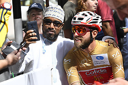 February 18, 2018 - Muscat, Oman - MUSCAT, SULTANATE OF OMAN - FEBRUARY 18 : CHETOUT Loic of Cofidis, Solutions Crédits during stage 6 of the 9th edition of the 2018 Tour of Oman cycling race, a stage of 135,5 kms between Al Mouj Muscat and Matrah Corniche on February 18, 2018 in Muscat, Sultanate Of Oman, 18/02/2018 (Credit Image: © Panoramic via ZUMA Press)
