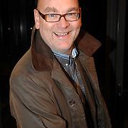 NLD/Hilversum/20061201 - Opening Nederlands Instituut voor Beeld en Geluid, Leo van der Goot