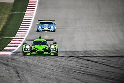 September 16, 2016 - Austin, USA - 30 EXTREME SPEED MOTORSPORTS (USA) LIGIER JS P2 NISSAN LMP2 SCOTT SHARP (USA) ED BROWN (USA) JOHANNES VAN OVERBEEK  (Credit Image: © Panoramic via ZUMA Press)