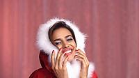 "20111207: Irina Shayk – ""Intimissimi"" Special Christmas 2011.<br /> Pictured: Irina Shayk.<br /> PHOTO: CITYFILES"
