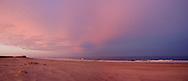 A lone walker on Nauset Beach.