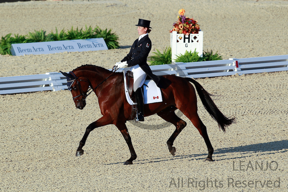 Rebecca Howard - Riddle Master<br /> Alltech FEI World Equestrian Games <br /> Lexington - Kentucky 2010<br /> © DigiShots
