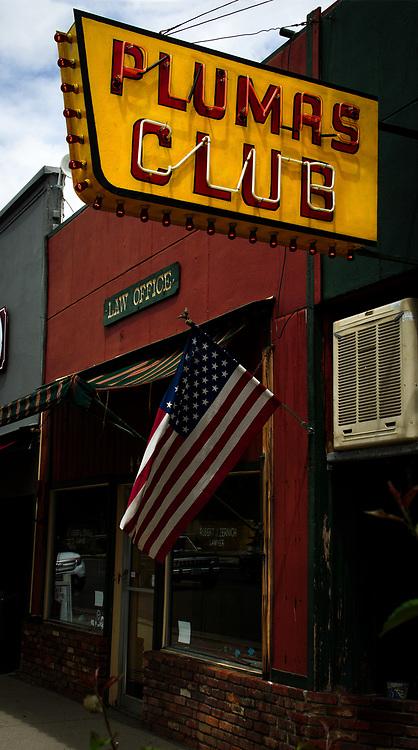 Plumas Club, Quincy California