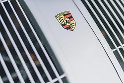 01.02.2020, Flugplatz, Zell am See, AUT, GP Ice Race, im Bild Porsche Oldtimer Rennauto // Porsche Oldtimer Racecar during the GP Ice Race at the Airfield, Zell am See, Austria on 2020/02/01. EXPA Pictures © 2020, PhotoCredit: EXPA/ JFK