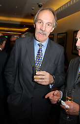 ROGER UTTLEY the former English Rugby coach at a party to celebrate the opening of The Sportsman - a casino, bar and restaurant in Old Quebec Street, London W1 on 12th January 2005.  Proceeds from the casino were donated to the charity Sparks the sports charity.<br />