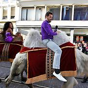 NLD/Amsterdam/20100525 - Premiere film Sex & the City 2, Veronica van Hoogdalem project catwalk winnaar Janice