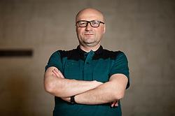 Portrait od Andrej Panadic, head coach of NK Rudar and former National football player of Croatia during training camp before spring season, on January 28, 2020 in Melia Hotel, Umag, Croatia. Photo by Vid Ponikvar / Sportida