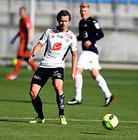 Fotball , 18. mars 2017 ,  Privatkamp , Strømsgodset - Sogndal 5-0<br /> Ole Amund Sveen  , Sogndal