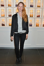 MORWENNA LYTTON COBBOLD at the launch of hidden bar 'Blind Spot' at St.Martin's Lane Hotel, St.Martin's Lane, London on 6th May 2015.