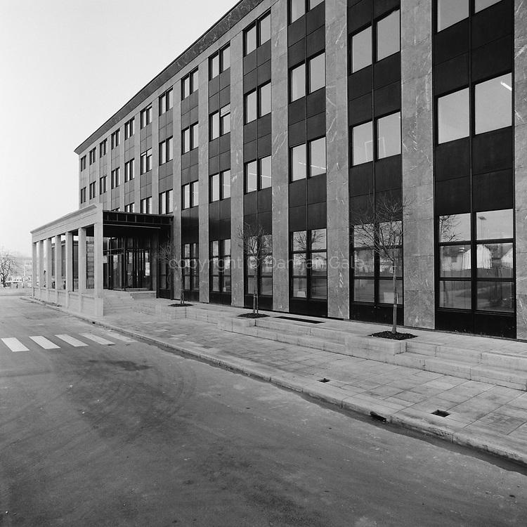 LB banka - tehnični center