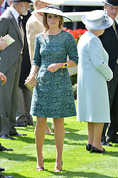 HRH PRINCESS BEATRICE OF YORK at the first day of the 2014 Royal Ascot Racing Festival, Ascot Racecourse, Ascot, Berkshire on 17th June 2014.