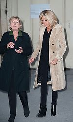 November 11, 2017 - Paris, France - November 10 2017, Paris, France - Brigitte Macron Guest of Paris Photo 2017, at Grand Palais on Avenue du Général Eisenhower in Paris. # LES PEOPLE AU SALON PARIS PHOTO 2017 AU GRAND PALAIS (Credit Image: © Visual via ZUMA Press)