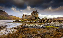 Dawn at Eilean Donan Castle, Scotland<br /> <br /> (c) Andrew Wilson | Edinburgh Elite media
