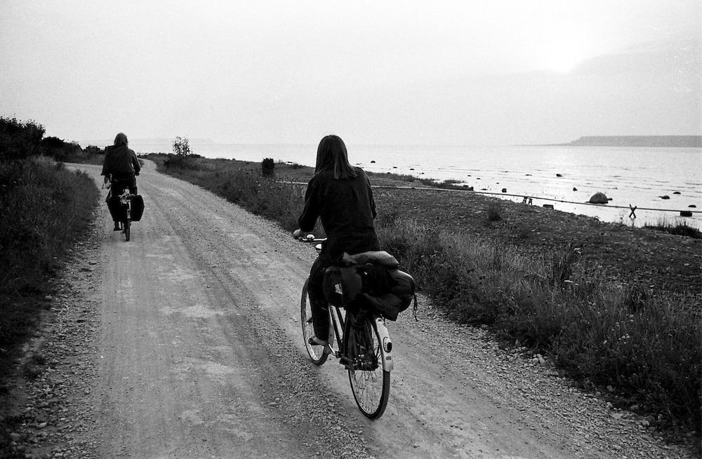 Cykelsemester på Gotland