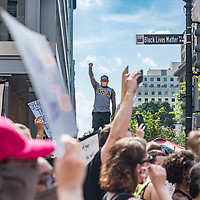 George Floyd Protests - Washington DC
