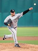 20100723 - Chicago White Sox @ Oakland Athletics