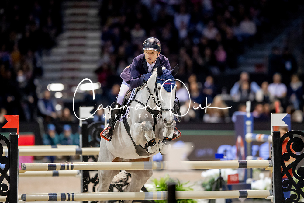 Jung Michael, GER, Sportsmann <br /> Jumping International de Bordeaux 2020